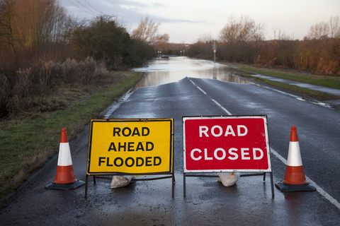 Road Closures in Chico, Oroville and surrounding areas